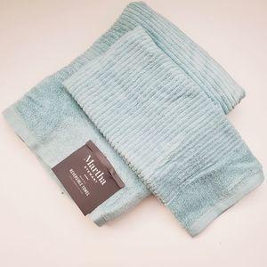 Martha Stewart Quick Dry  Set Towels